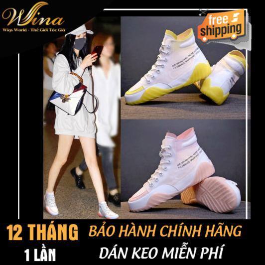 Thể Thao Sneaker Nữ Đế Cao Su Form Lưới Cá Tính TT-34