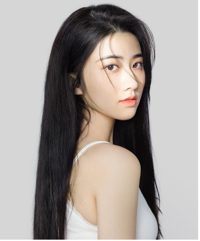 Tóc Kẹp Nối 3 Tép Sợi Tơ Chịu Nhiệt Thẳng Dài 40cm - 60cm