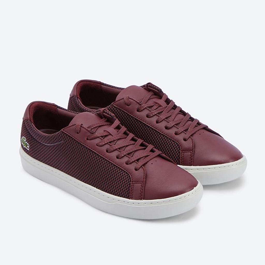 Giày Lacoste L.12.12 Lightweight (Đỏ đun)