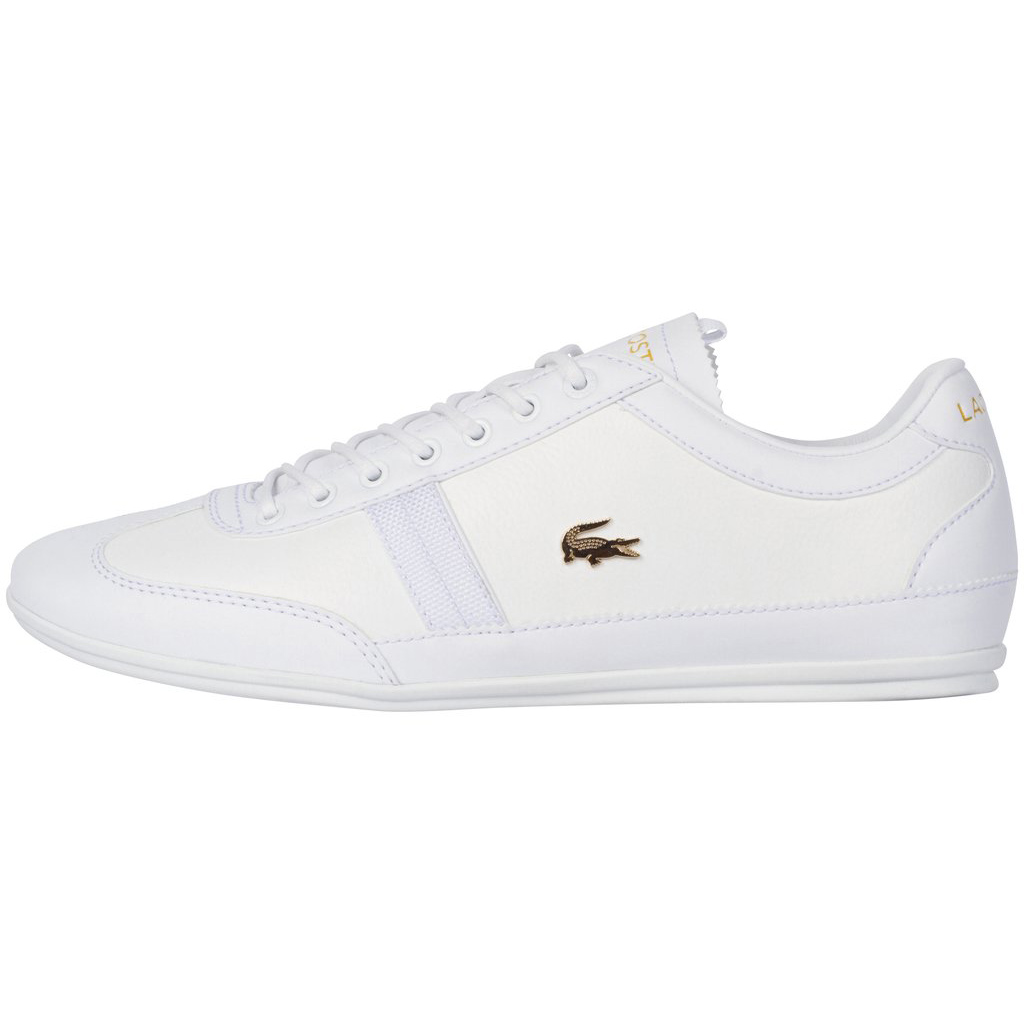 Giày Lacoste Misano 119 (Trắng)