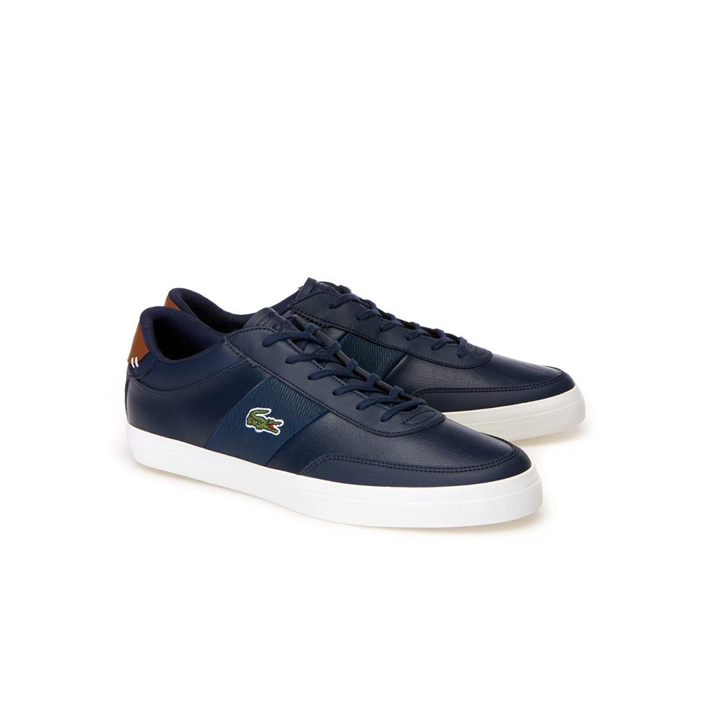 Giày Lacoste Court-Master 318 (Navy) Chính hãng | Hà Nội | 7-36CAM0014_2Q8