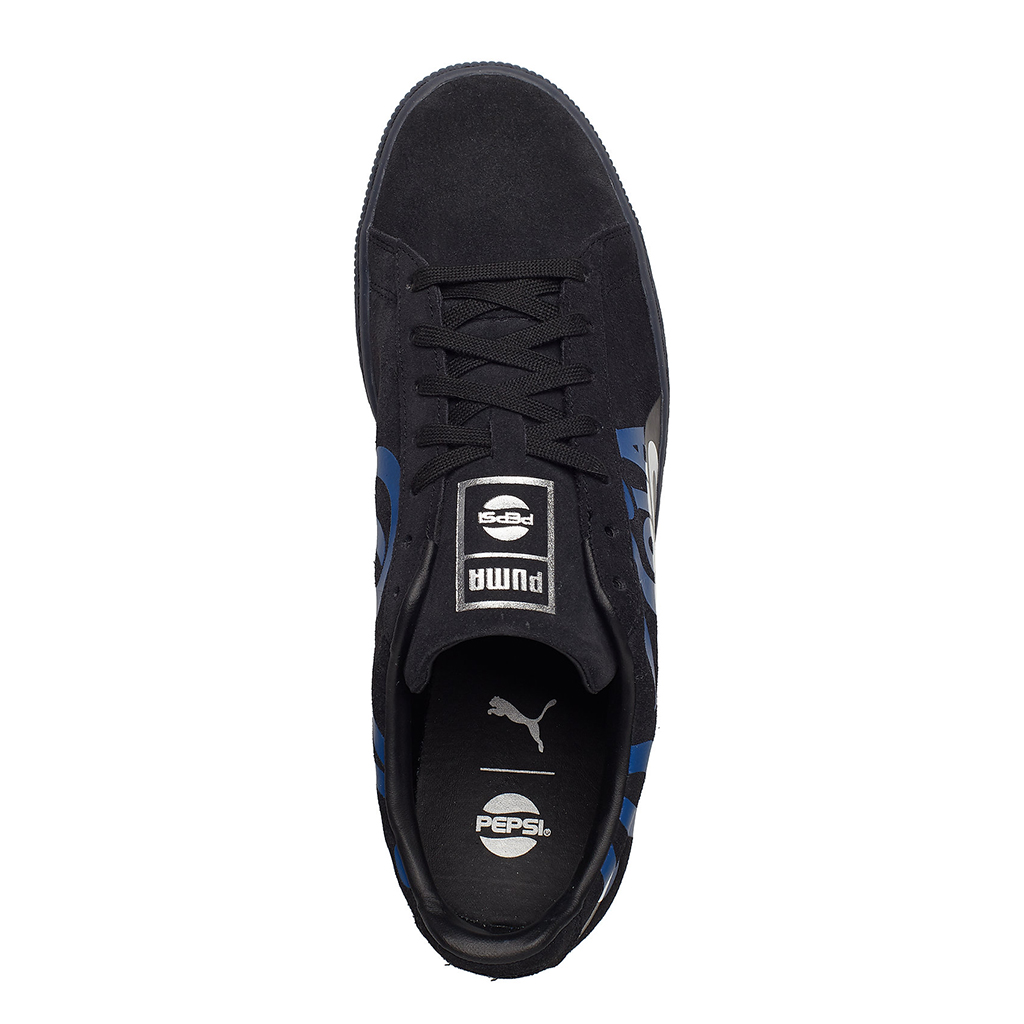 Giày PUMA Suede Classic X Pepsi (Đen)