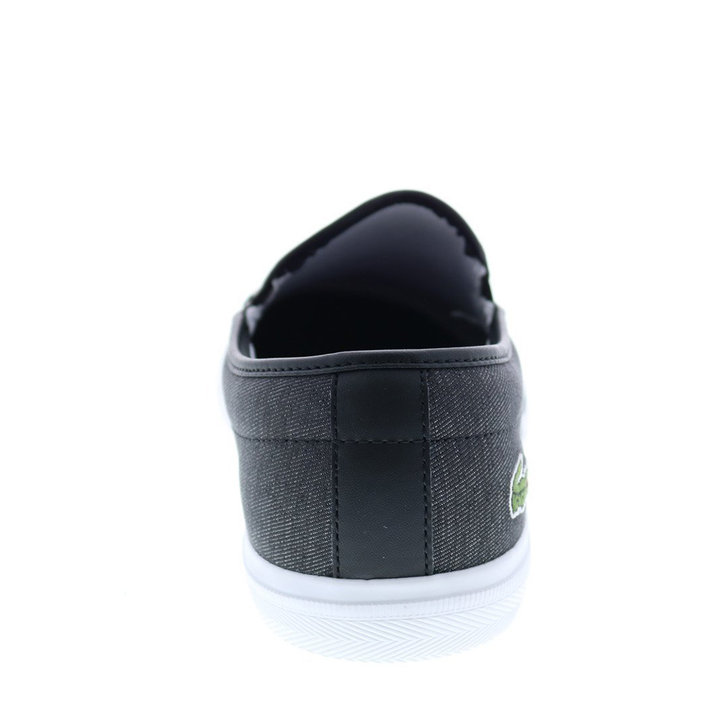 Giày Lacoste Slip on Tatalya 319 (Đen)
