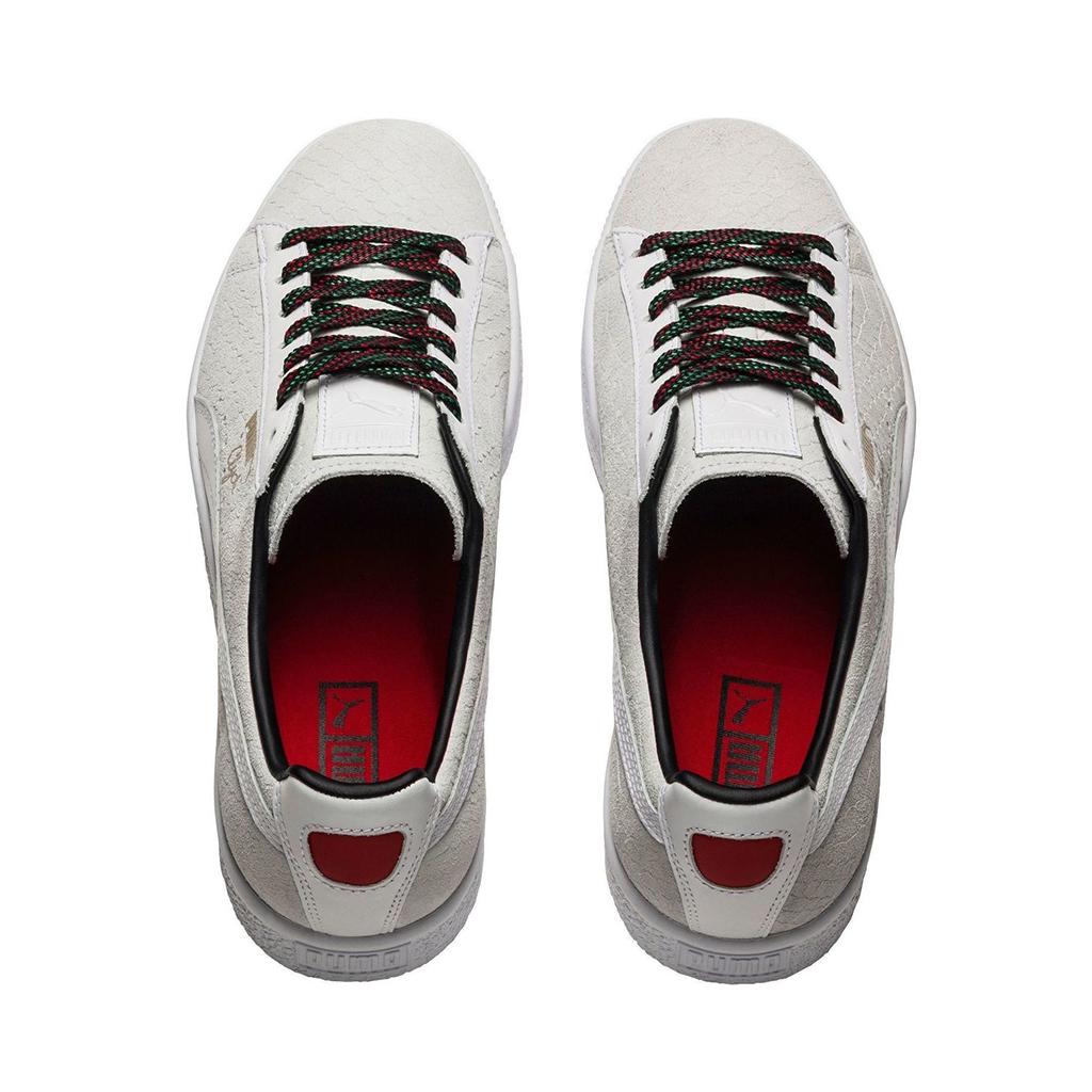 Giày Puma Clyde GCC (Trắng)