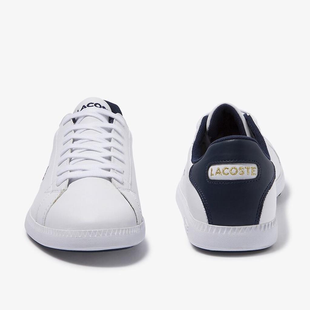 Giày Lacoste Graduate Tri1 – Trắng