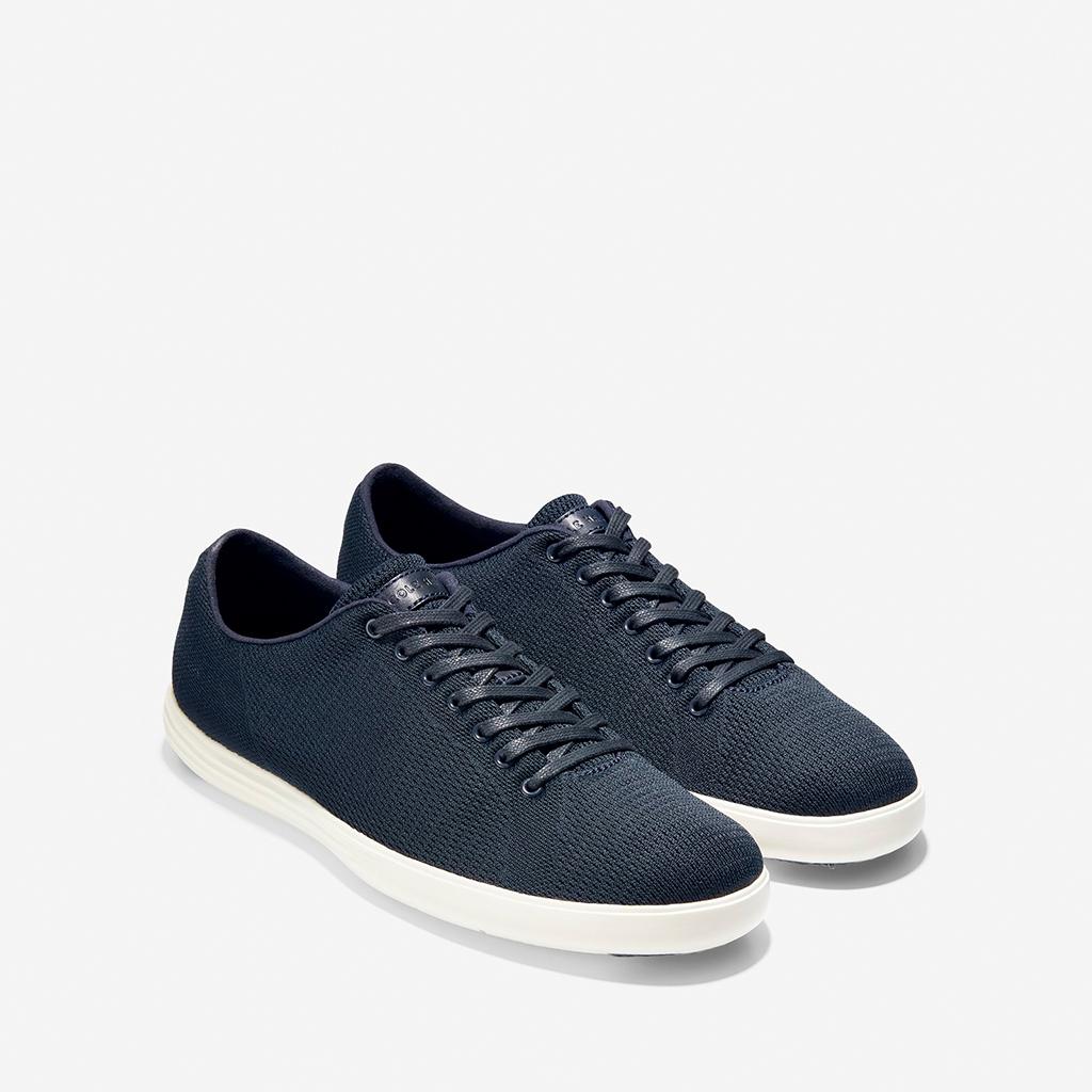 Giày Cole Haan Grand Crosscourt Sneaker – Xanh Navy