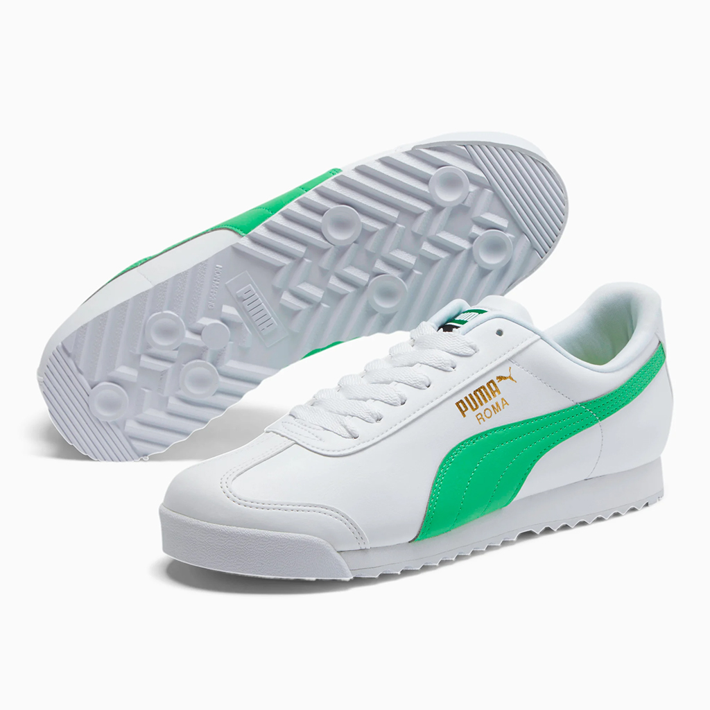 Giày Puma Roma Basic (Trắng)