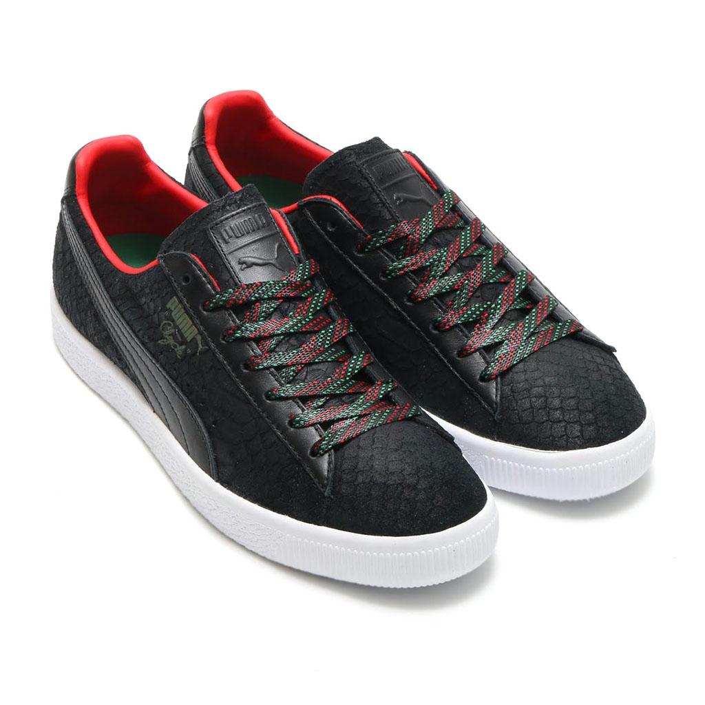 Giày Puma Clyde GCC chính hãng (Đen) | Hà Nội | 362631-01