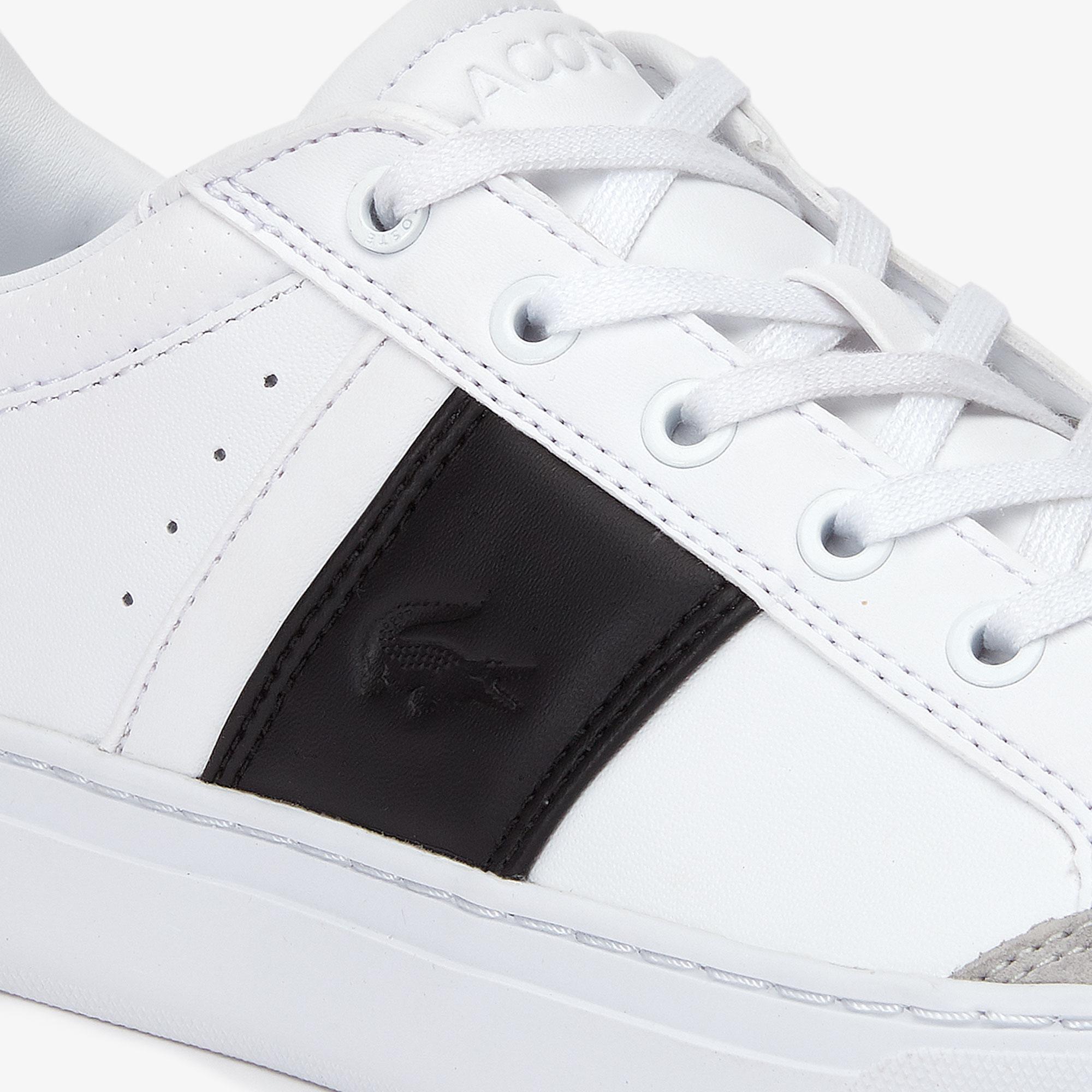 Giày Lacoste Courtline 319 – Trắng đen