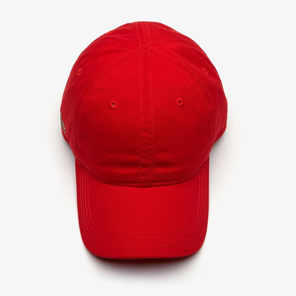 Mũ Lacoste Gabardine (Đỏ)