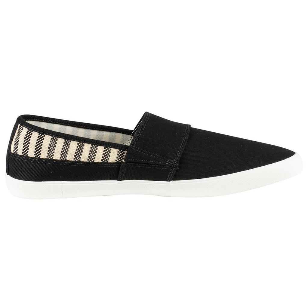 Giày Lacoste Slip on Marice 219 (Đen)