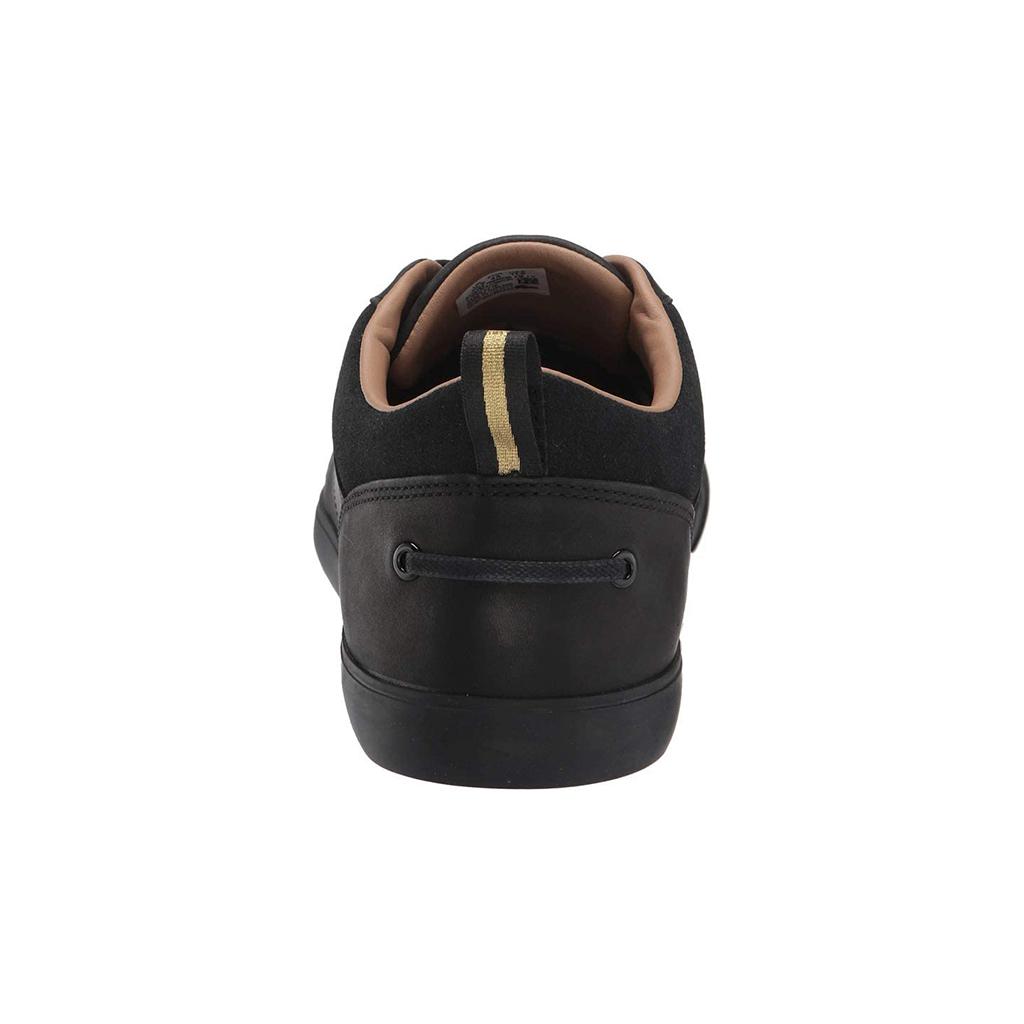 Giày Lacoste Bayliss 419 – Màu Đen