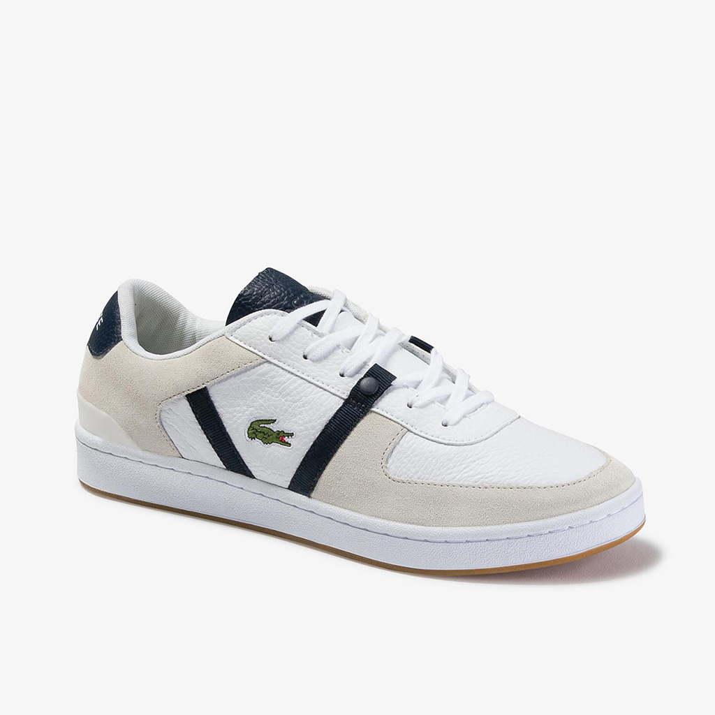 Giày Lacoste Splitstep 120 – Trắng sữa