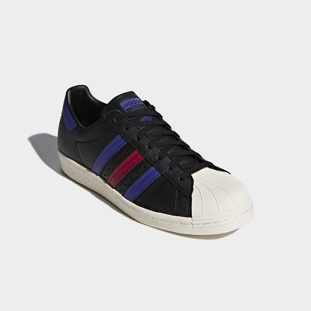 Giày Adidas Zapatillas Superstar 80s chính hãng (Navy) | Hà Nội CQ2655