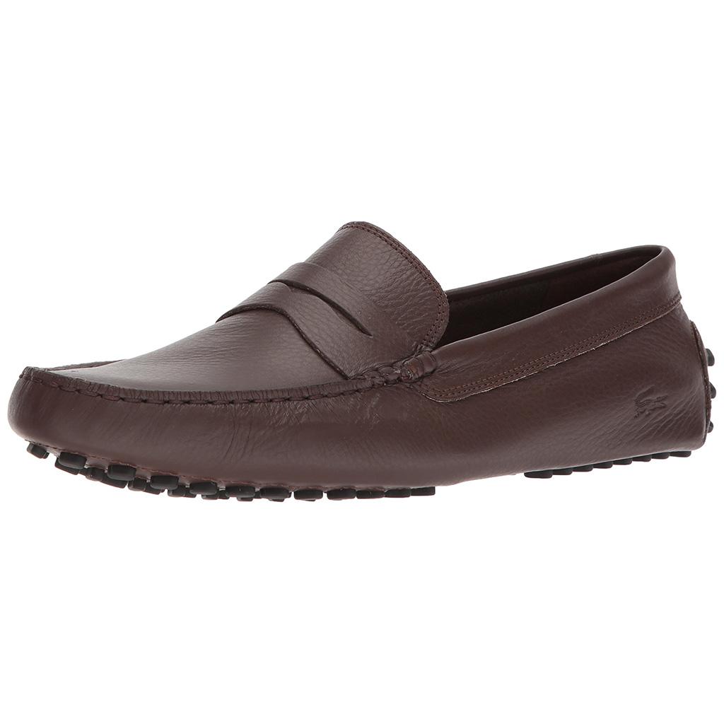 Giày Lacoste Concours 118 (Màu Nâu)
