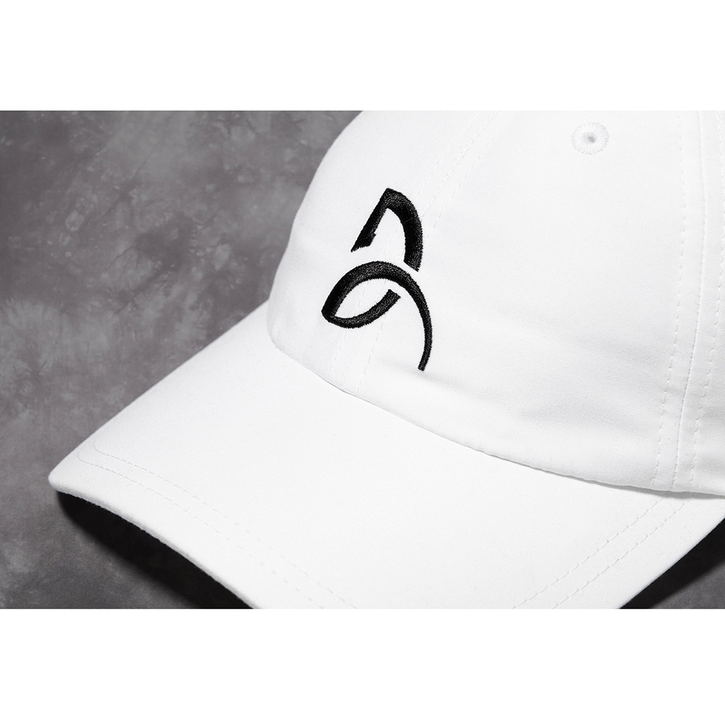 Mũ Lacoste Novak Djokovic Microfiber (Trắng)