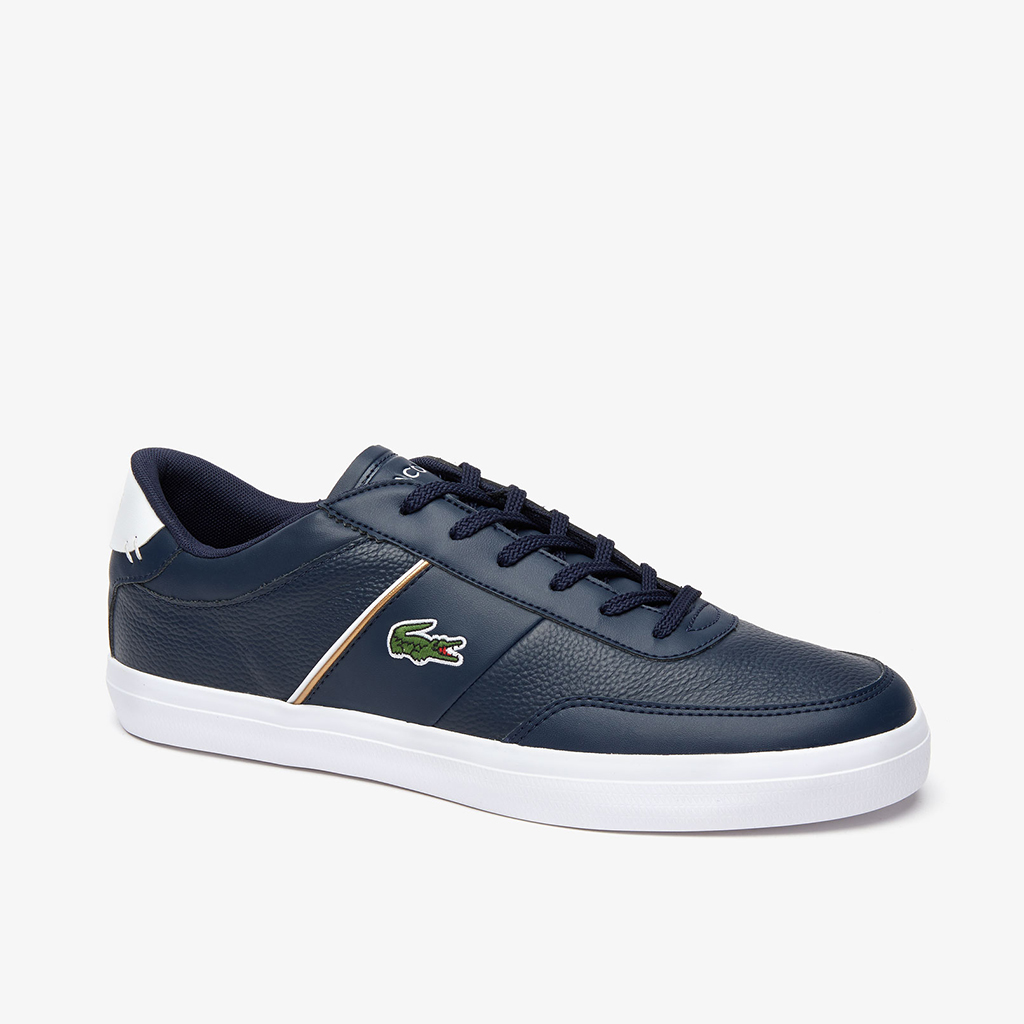 Giày Lacoste Court Master 319 (Xanh Navy)