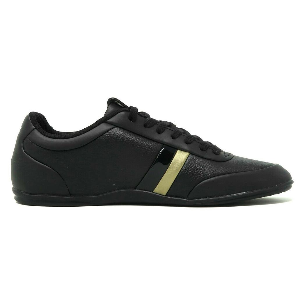 Giày Lacoste Storda 120 – Đen-vàng