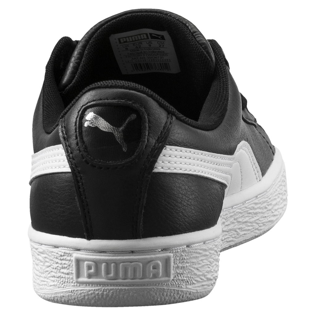 Giày Puma Basket LFS (Đen)