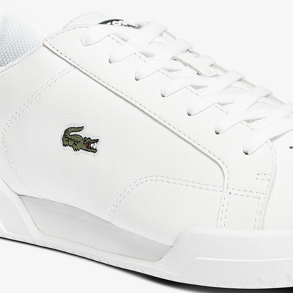 Giày Lacoste Twin Serve 0721 – Trắng/Xanh