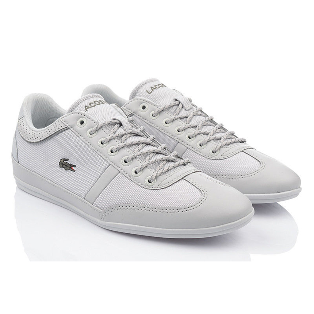 Giày Lacoste Misano Sport 218 (Trắng)