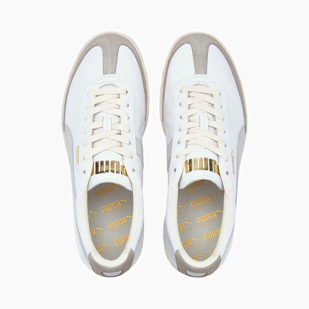 Giày Puma Oslo-City Lux – Trắng