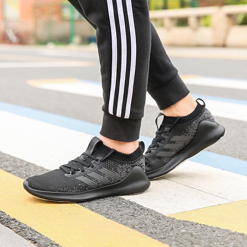 Giày Adidas Purebounce+ (màu đen)