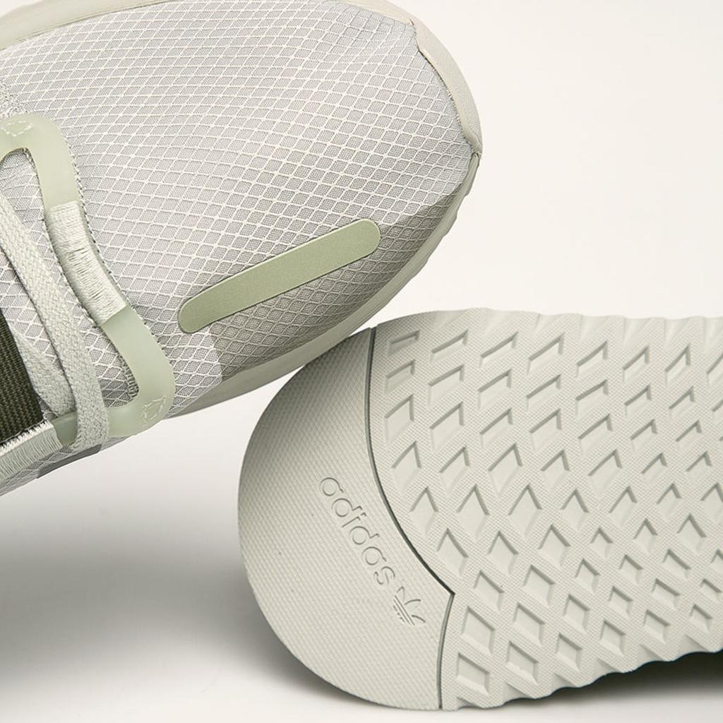 Giày Adidas U_Path Run (Xám)
