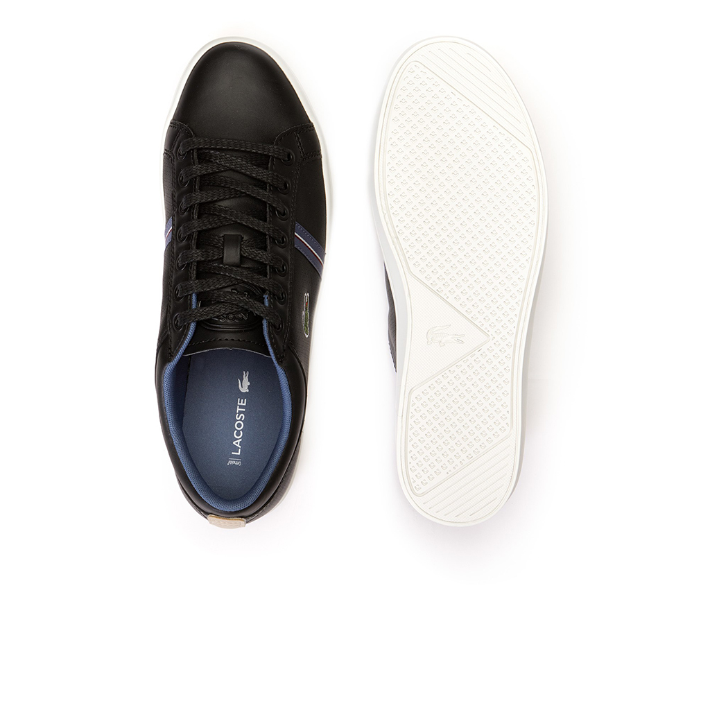 Giày Lacoste Straightset Sport 318 - Đen