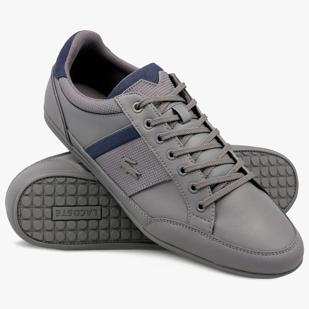 Giày Lacoste Chaymon 318 (Xám đậm)