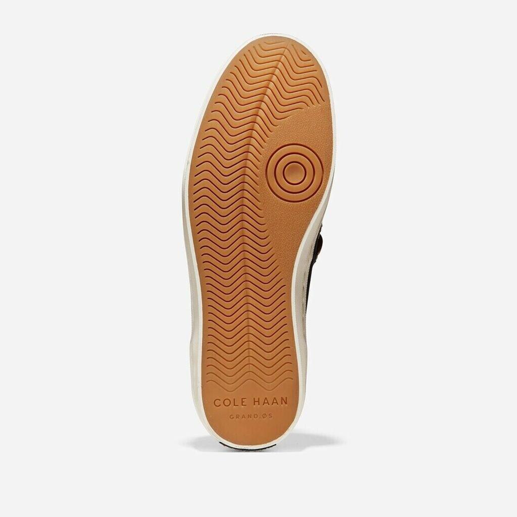 Giày Cole Haan Nantucket Deck Camp Moc Loafer – Nâu hạt rẻ
