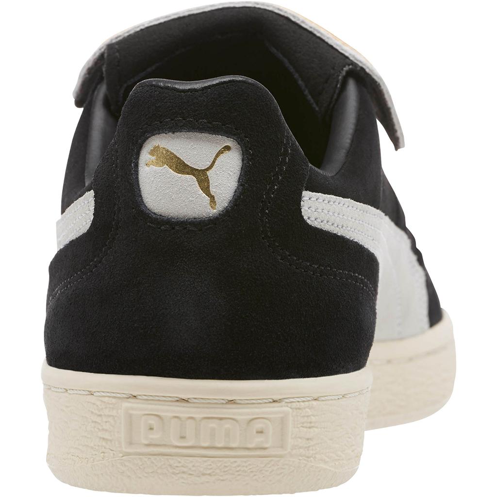 Giày PUMA King Suede Legend – Đen/Trắng