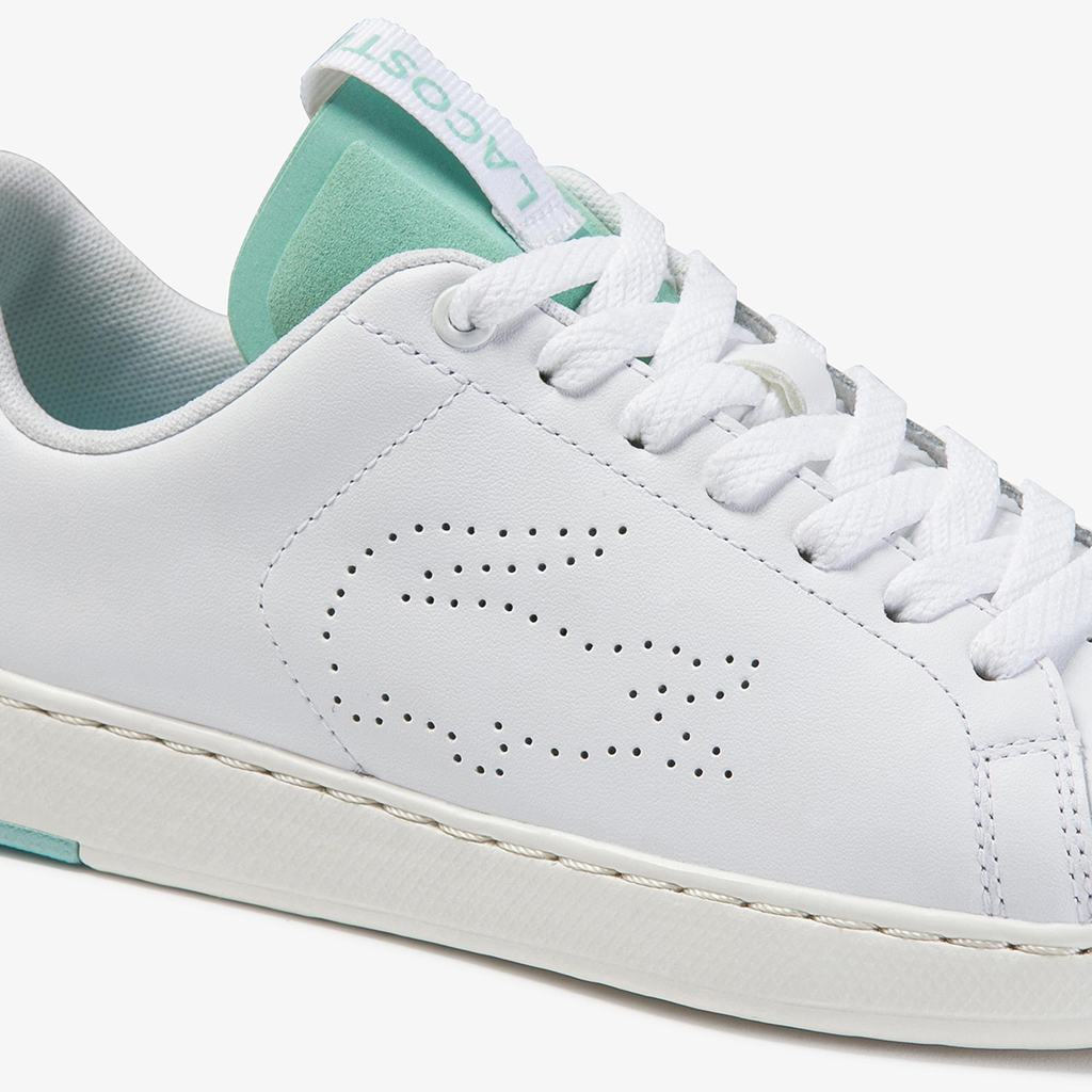 Giày Lacoste Carnaby EVO Lightweight 120 (Trắng)