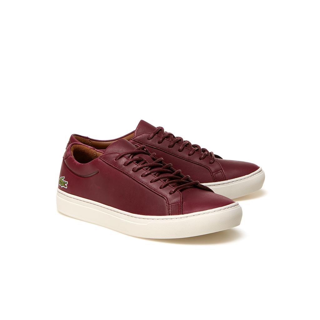 Giày Lacoste L.12.12 317 Chính hãng (Đỏ đô) 7-34CAM00311V9 | Hà Nội