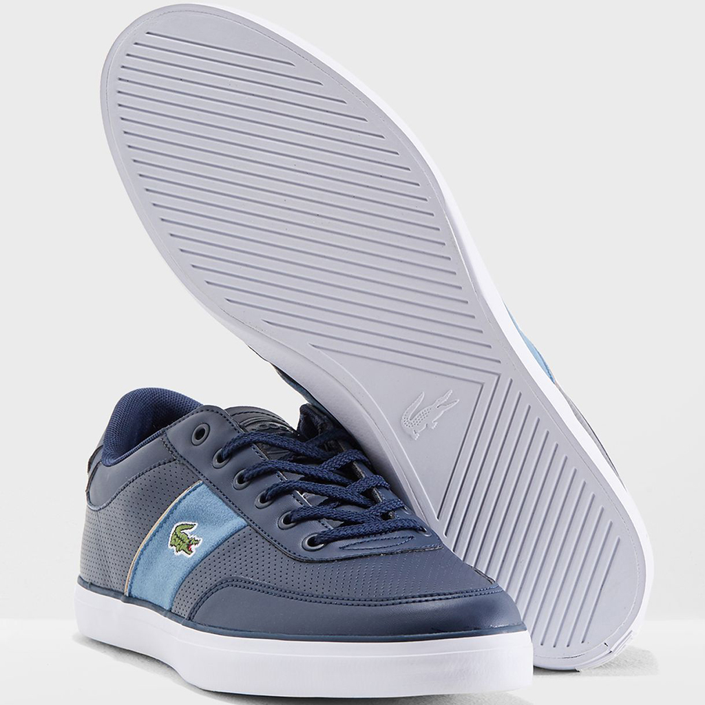 Giày Lacoste Court Master 318 (Navy/Blue)