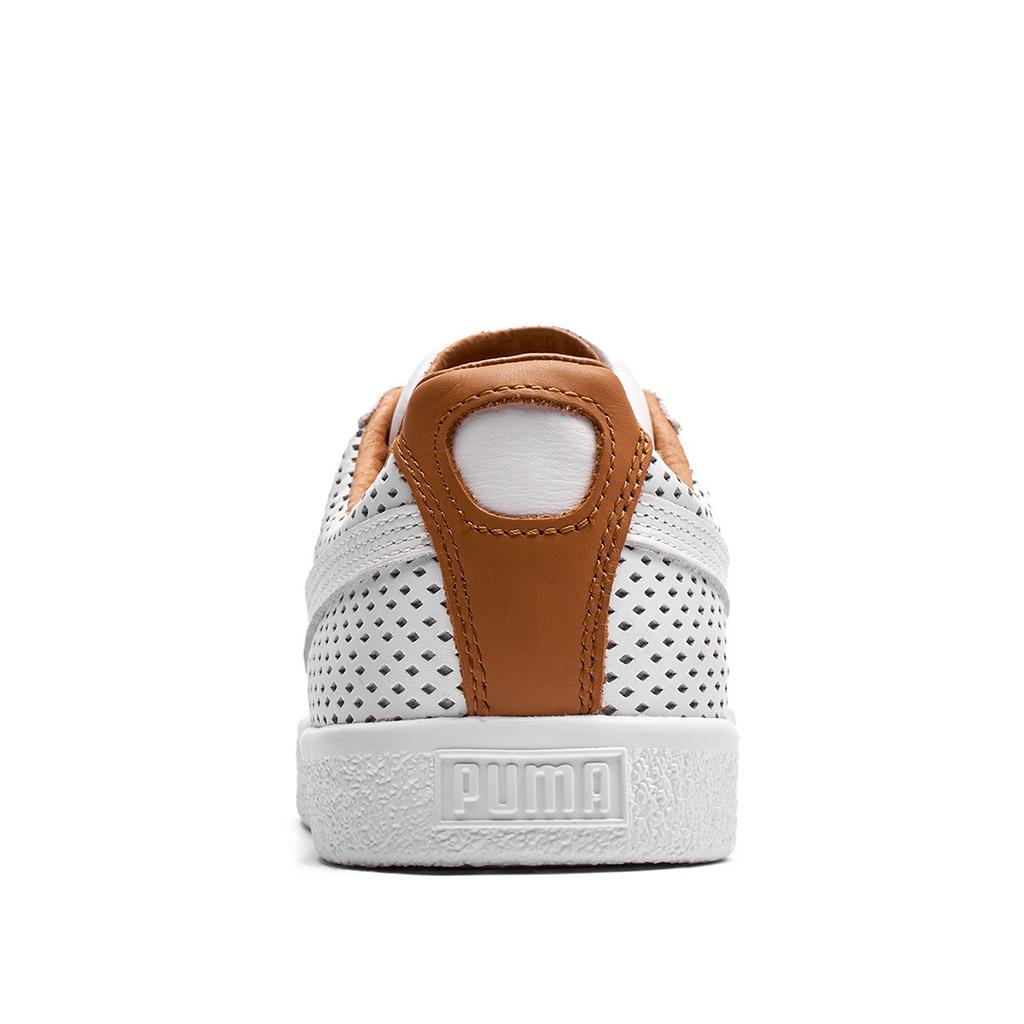 Giày Puma Clyde Colorblock 2 chính hãng (Trắng) | Hà Nội | 363833-01