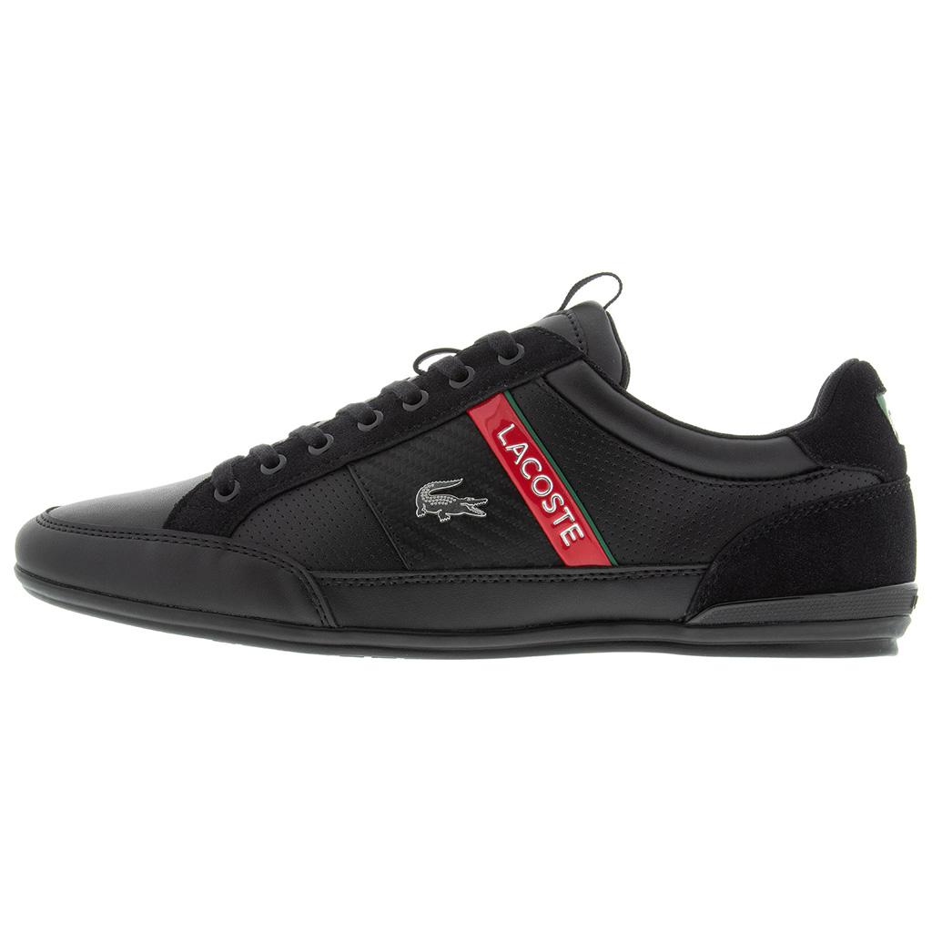 Giày Lacoste Chaymon 120 Carbon – Đen đỏ
