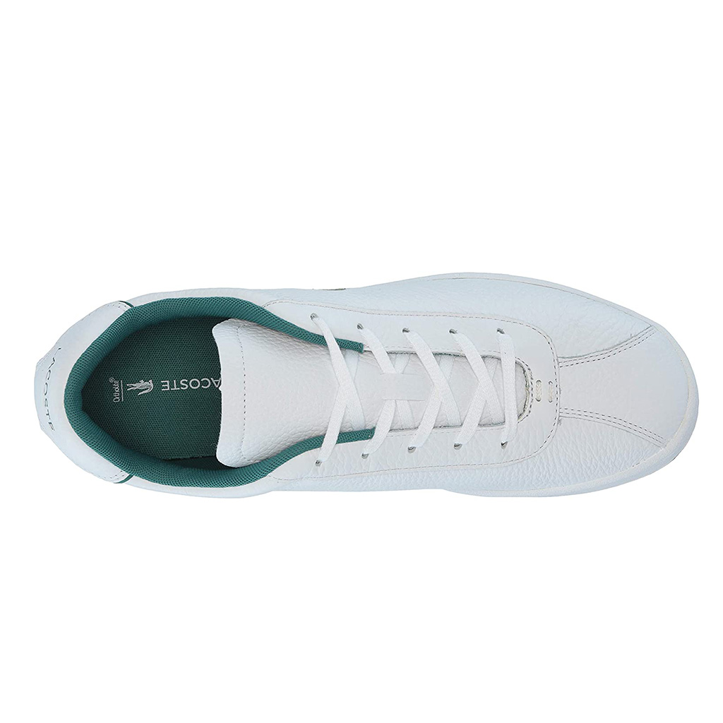 Giày Lacoste Master 120 – Trắng-xanh