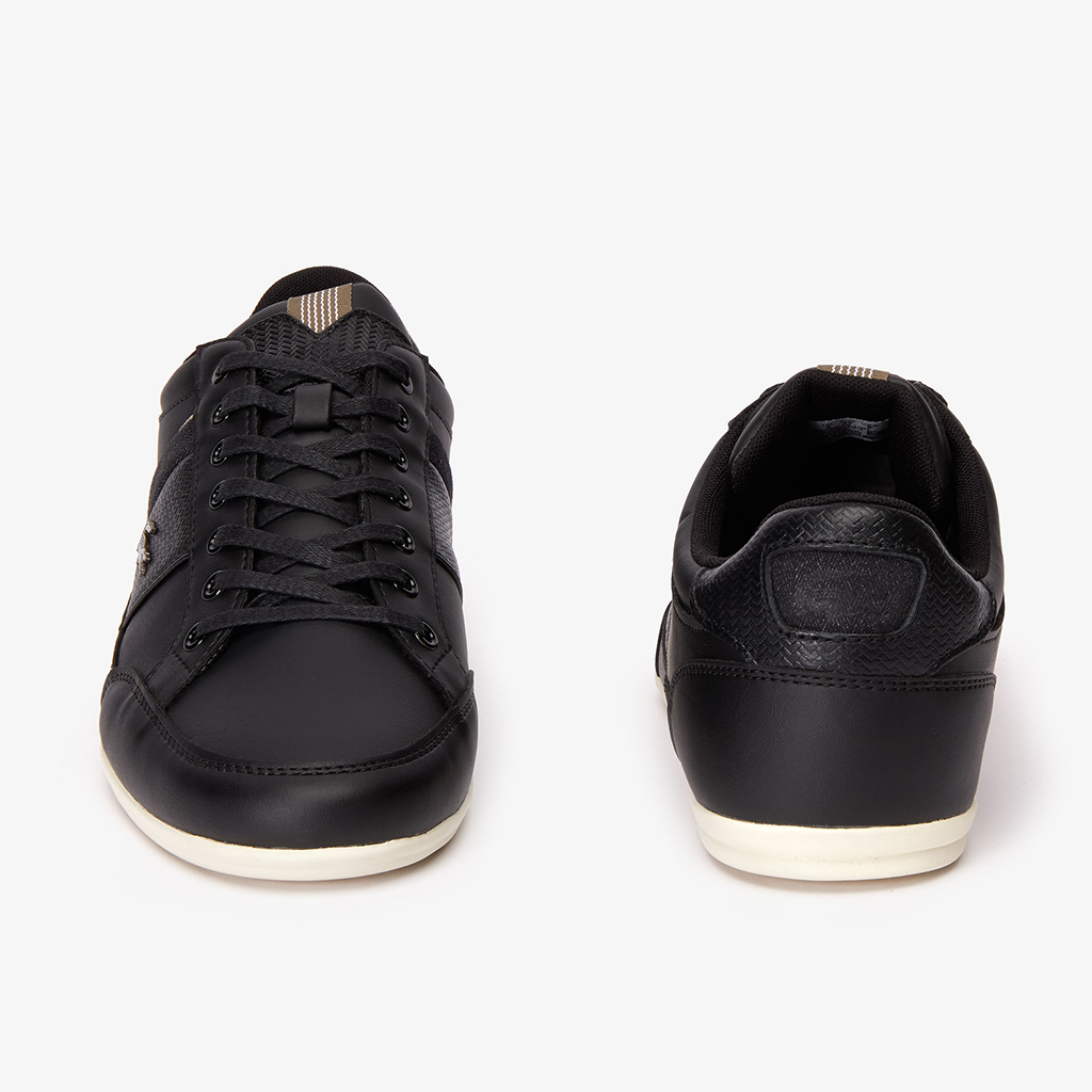 Giày Lacoste Chaymon 319 (Đen)