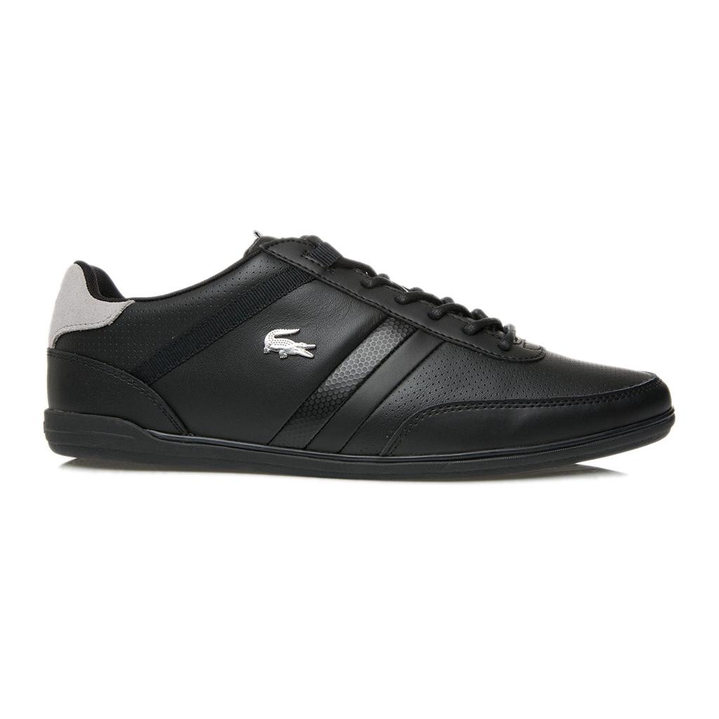 Giày Lacoste Giron 119 (Đen)