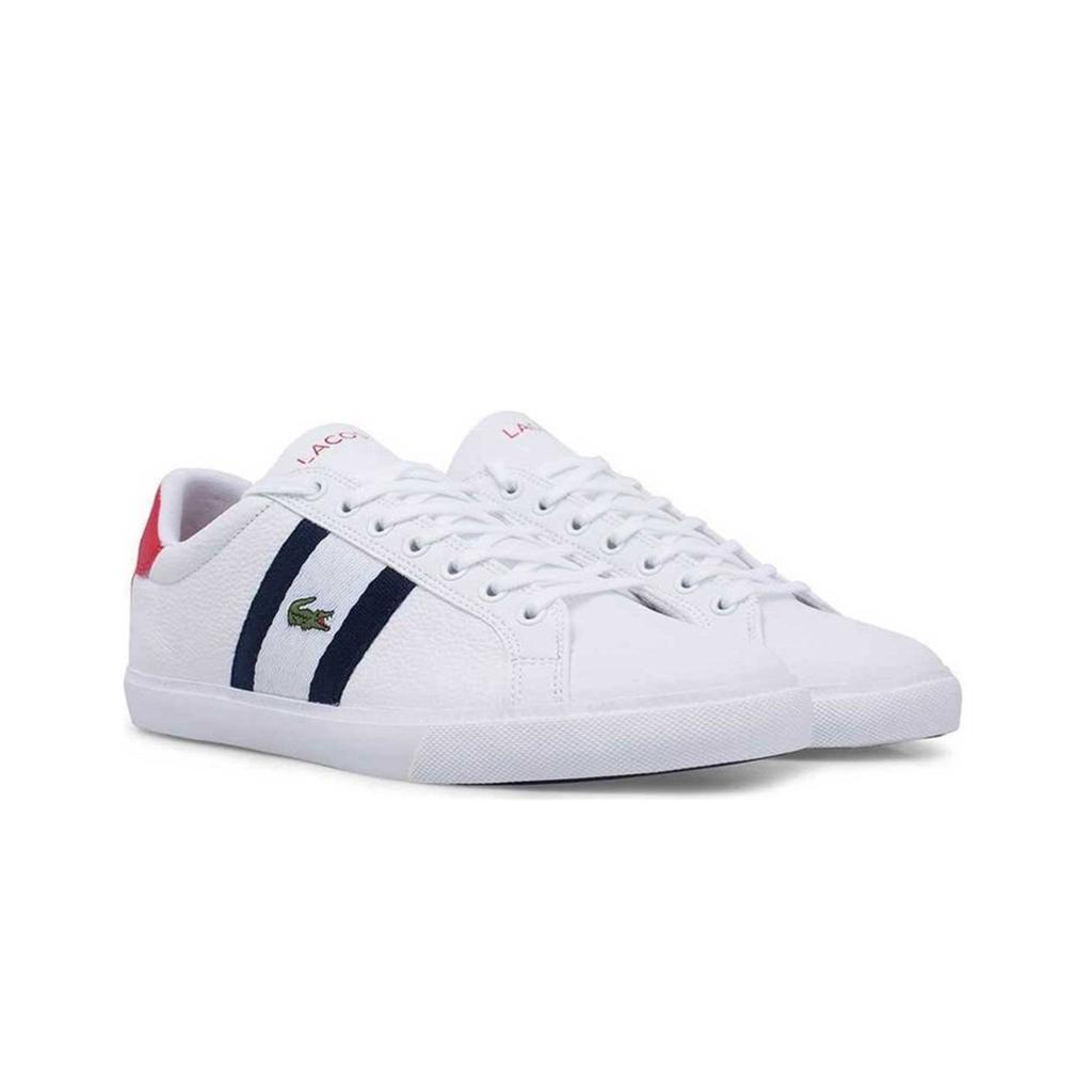 Giày Lacoste Graduate VULC 120 – Trắng