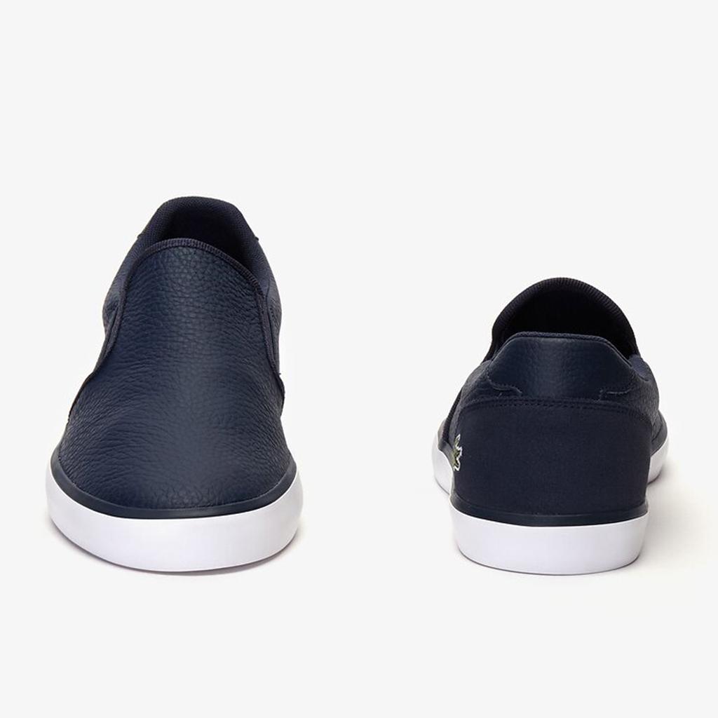 Giày Lacoste Jouer Slip 319 (Xanh Navy)