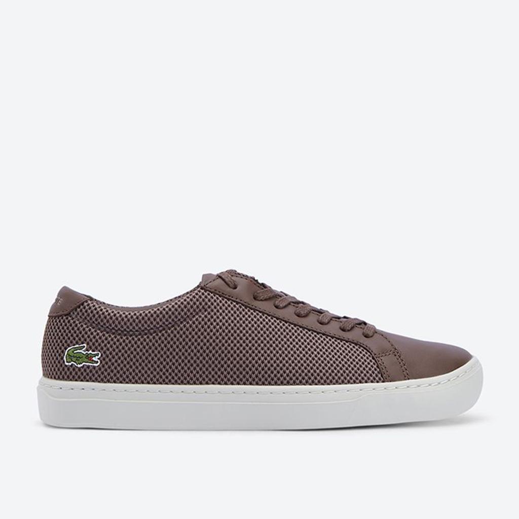 Giày Lacoste L.12.12 Lightweight (Nâu)