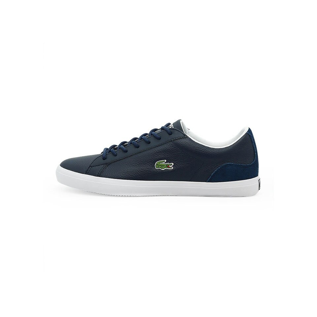 Giày Lacoste Lerond 318 Leather (Navy)