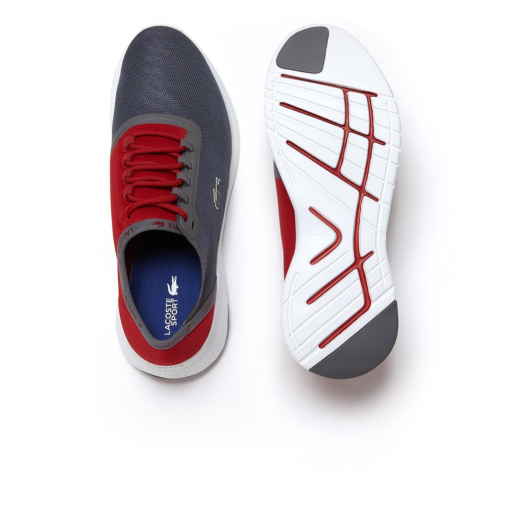 Giày Lacoste LT FIT TEXTILE (Xám) Chính hãng  Hà Nội 7-35cam00282d7