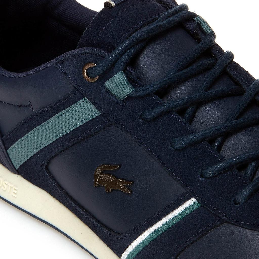 Giày Lacoste Menerva Leather (Xanh Navy) Chính hãng | Hà Nội | 7-35CAM0078_2S3