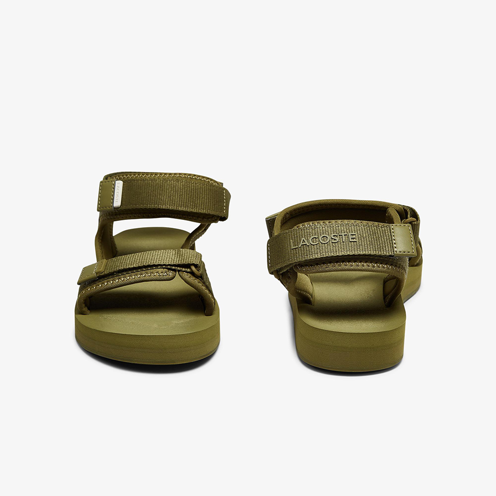 Dép Lacoste Sugura Sandal 0921 – Khaki