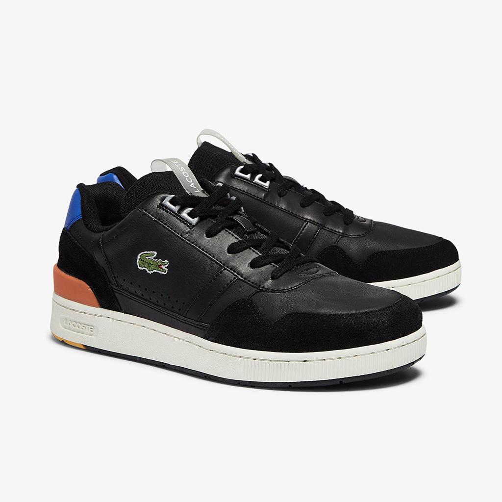 Giày Lacoste T-Clip 0921 – Đen