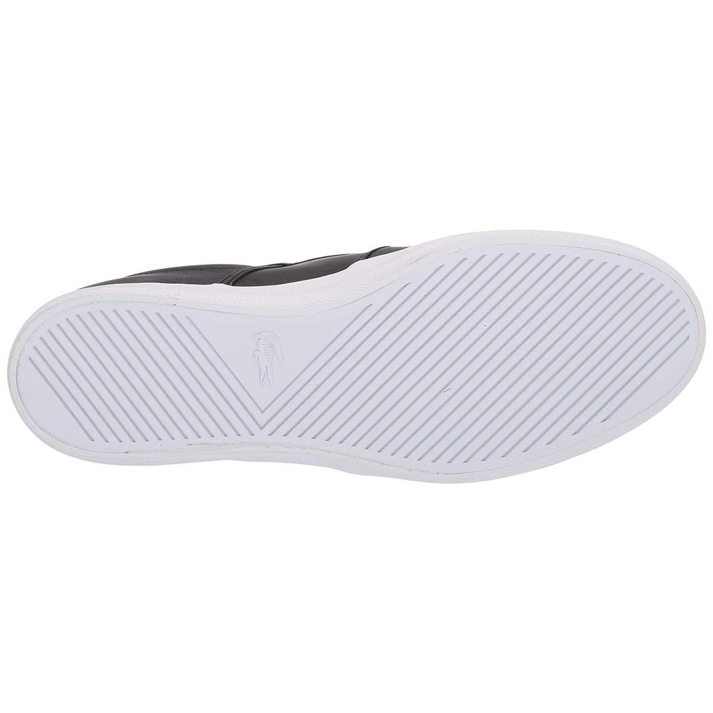 Giày Lacoste Slip on Tatalya 119 (Đen)