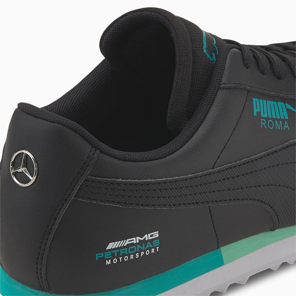 Giày Puma Roma Mercedes AMG Petronas – Đen